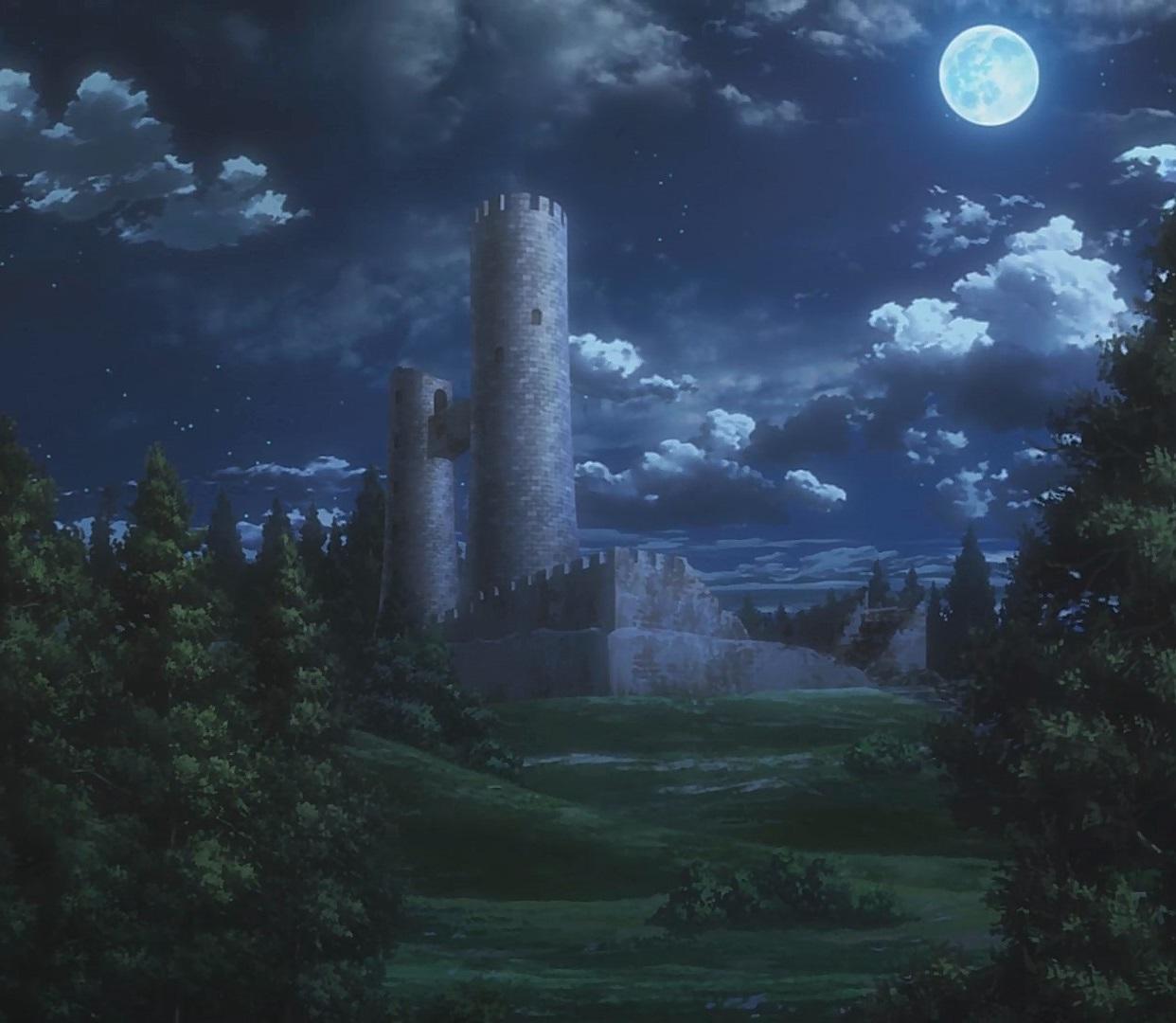 Utgard Castle (Anime)