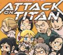 Attack on Titan: Short Play on Titan
