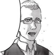 Journalist character image