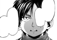 Eren disapproves of Mikasa's lifestyle