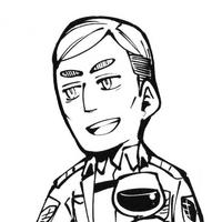 Erwin Smith (Spoof on Titan) character image