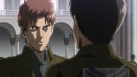 Flocke konfrontiert Eren