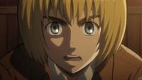 Armin explains his plan