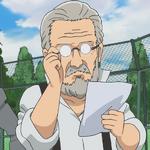Dhalis Zachary (Junior High Anime) character image