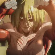 Female Titan (Anime) character image (Annie Leonhart)