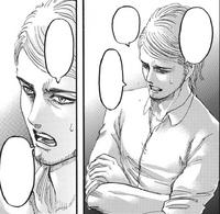 Jean decides to help save Eren