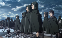 Zwiadowcy przygotowują się do walki