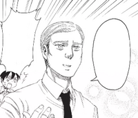 Erwin appeases the Titans