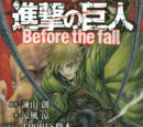 Attack on Titan: Before the Fall (Manga)