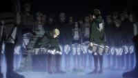 Erwin, Levi, and the soldiers who died before them