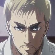 Erwin Smith Anime Saison 2 Infobox