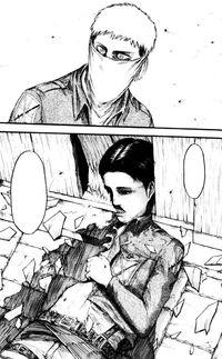Jean trova il cadavere di Marco