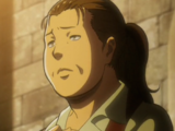 Jean's mother (Anime)