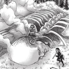 Founding Titan character image (Uri Reiss)