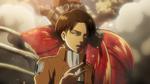 Levi defends Eren