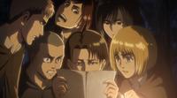 Team Levi erfährt vom Putsch