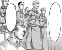 Gustav attends Erwin's trial