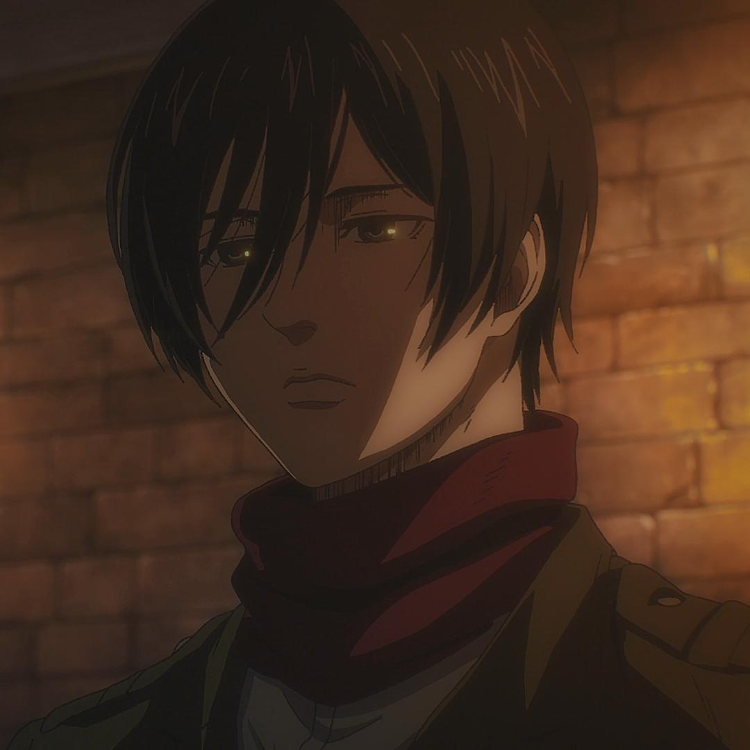 100 Photos of Anime Mikasa Ackerman