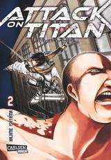 SnK - Manga Volume 2d