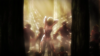 Titans reach the Female Titan