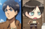 File:Eren anime and chibi-90px.png