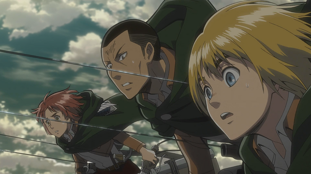 File:Nifa observes as Eren engages the Armored Titan.png