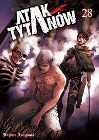 Atak Tytanów 28