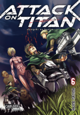 SnK - Manga Volume 6d