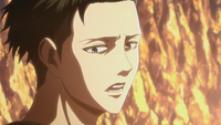 Levi tells Eren to make a choice