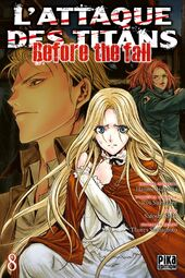 Before The Fall - Tome 8 fr