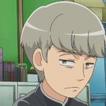 Boris Feulner (Junior High Anime) character image