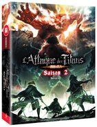 L'attaque des titans - DVD Saison 2