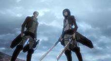 Ian und Mikasa (Anime)