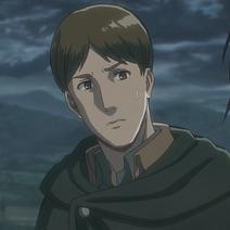 Moblit Berner (Anime) character image