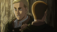 Erwin has Keiji prepare the explosives