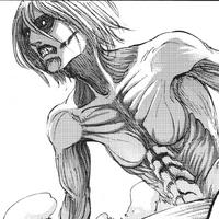 Female Titan character image (Annie Leonhart)