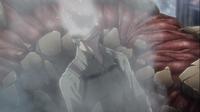 Ciało Reinera po wybuchu