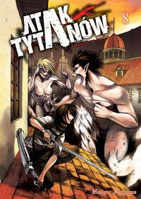 Atak Tytanów 8