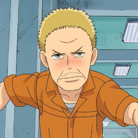 Hannes (Junior High Anime) character image