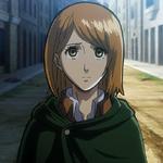 Petra Rall (Anime) character image