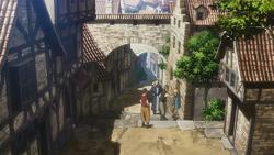 Armin wird verprügelt