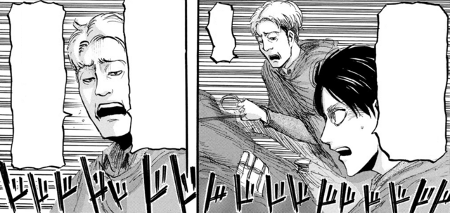 File:Eren asks Oluo about his co-Trainees' capabilities.png