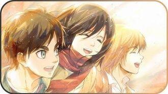 ▶ Attack on Titan Shingeki no Kyojin Season 3 OP •「Red Swan」 YOSHIKI feat. HYDE ᴴᴰ