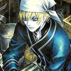 Angel Aaltonen character image (Light Novel)