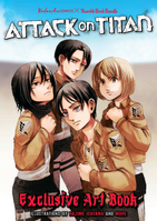 Attack on Titan Exclusive Art Book