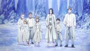 Famille Reiss prête à affronter Grisha