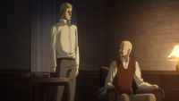 Erwin tells Pyxis they need to overthrow the government