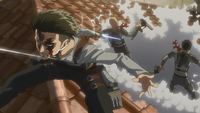 Levi kills two MPs