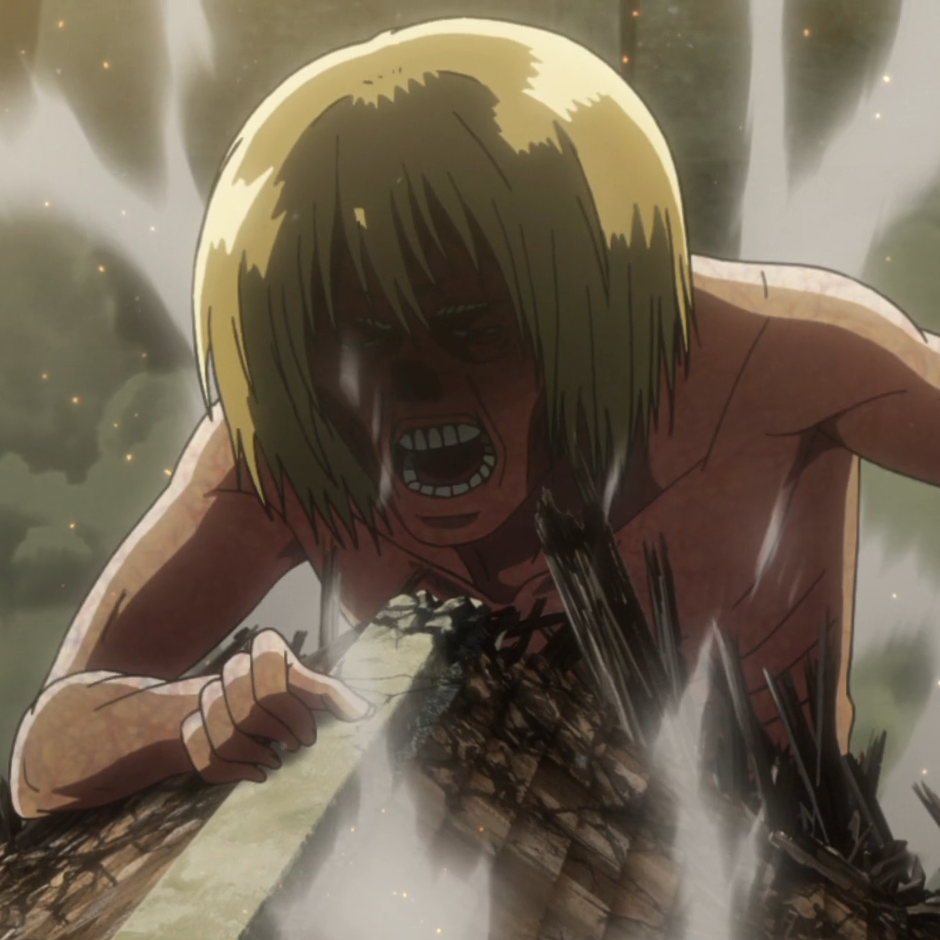 Armin Arlelt Anime Attack On Titan Wiki Fandom