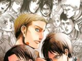 Attack on Titan Character Encyclopedia